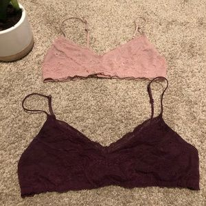 Urban Outfitters Bralette Bundle (2)